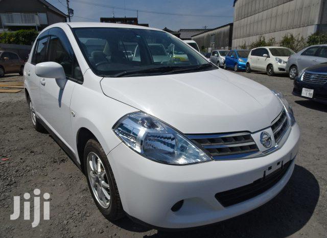 New Nissan Tiida 2012 1.6 Hatchback White | Cars for sale in Mvita, Mombasa, Kenya