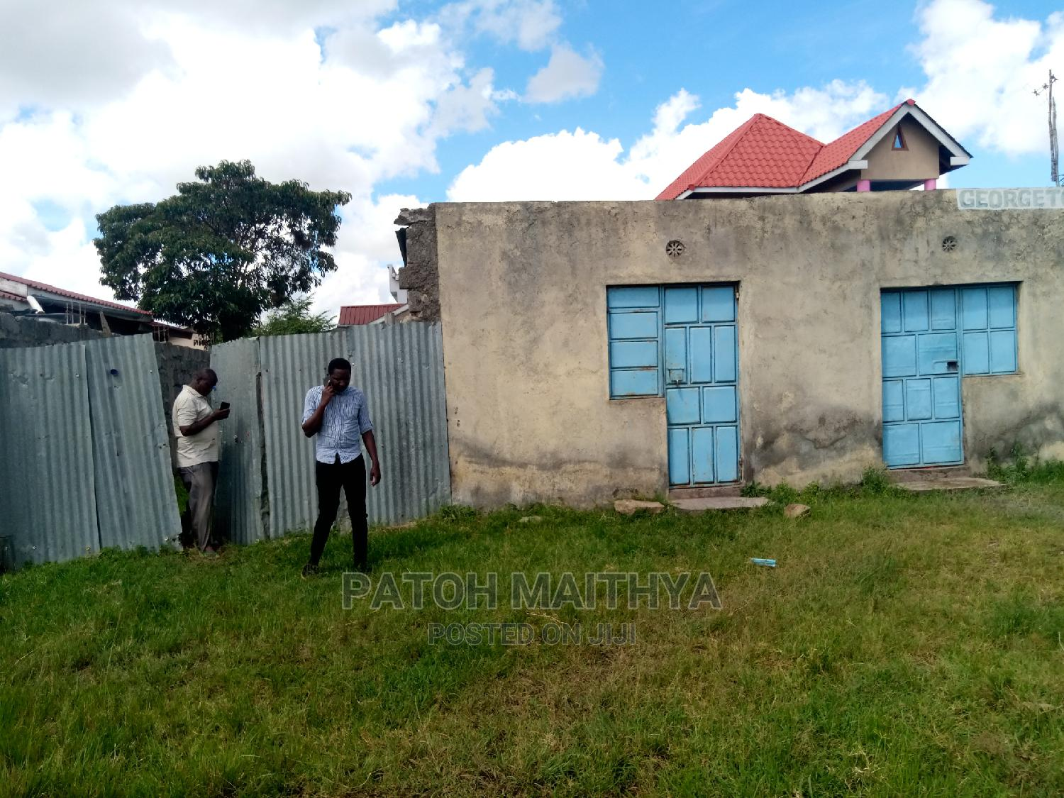 40×80plot With Building on It on Sale,