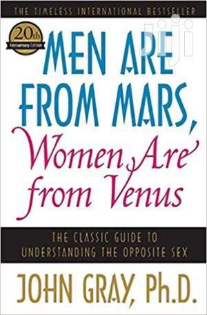 Men Are From Mars Women Are From Venus-john Gray | Books & Games for sale in Nairobi, Nairobi Central