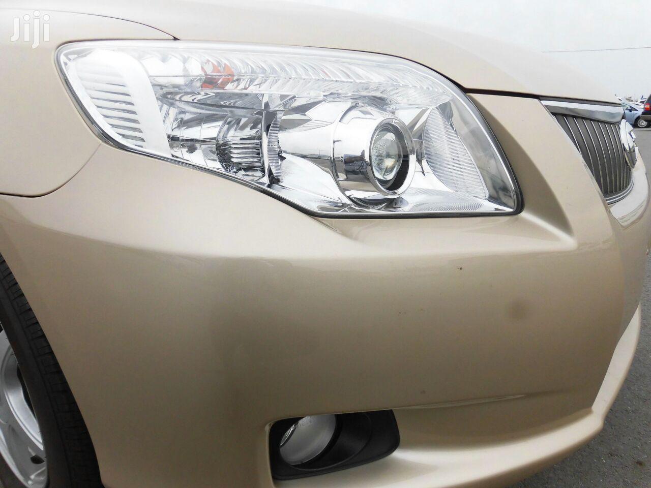 New Toyota Corolla 2012 Gold | Cars for sale in Tononoka, Mombasa, Kenya
