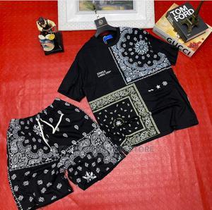 Designer Short and Tshirt ( Full Set) | Clothing for sale in Nairobi, Nairobi Central