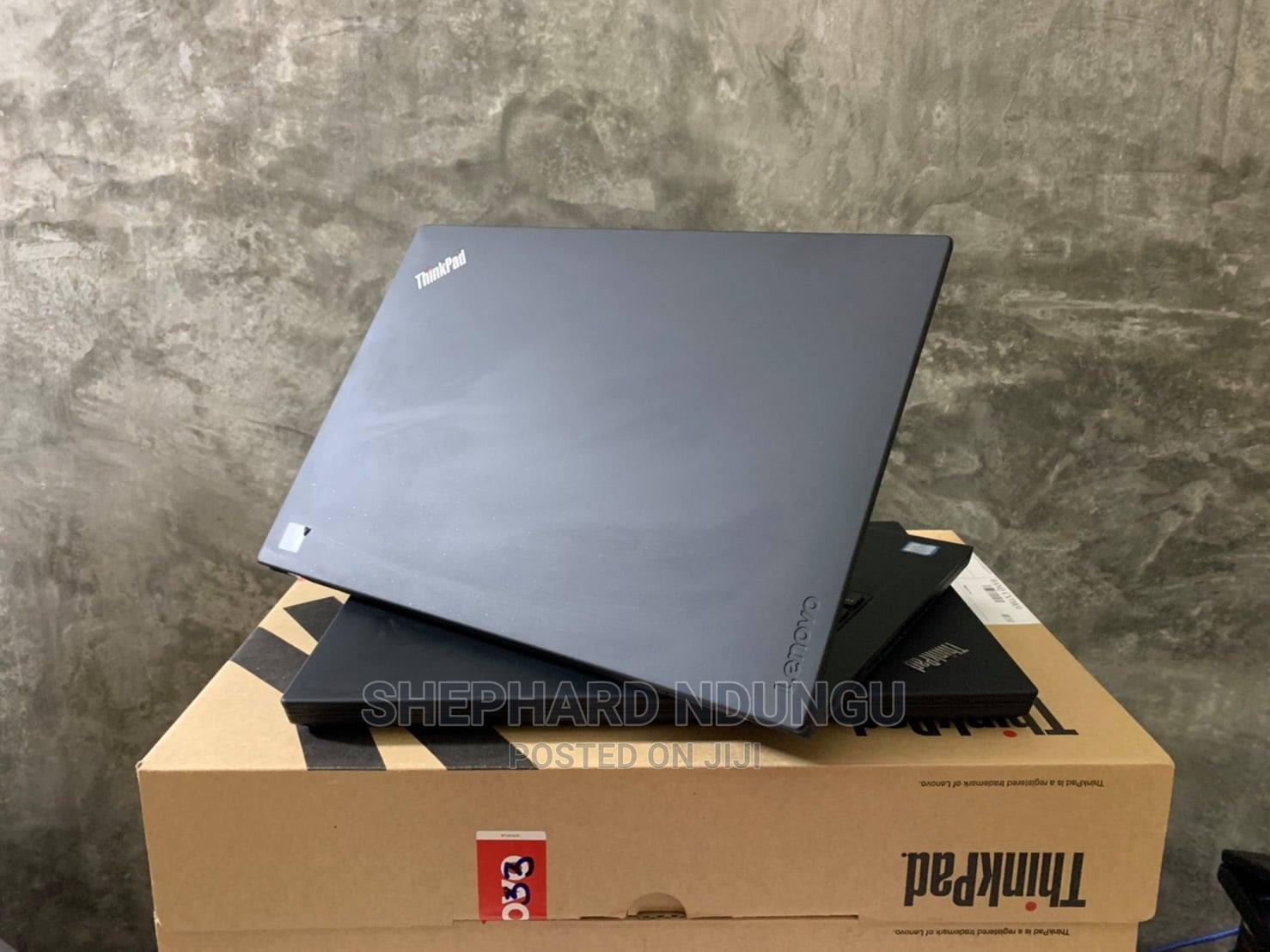 Laptop Lenovo ThinkPad T470 8GB Intel Core I7 512GB
