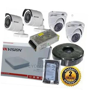 4 Turbo HD CCTV Complete System Kit Package | Security & Surveillance for sale in Nairobi, Nairobi Central
