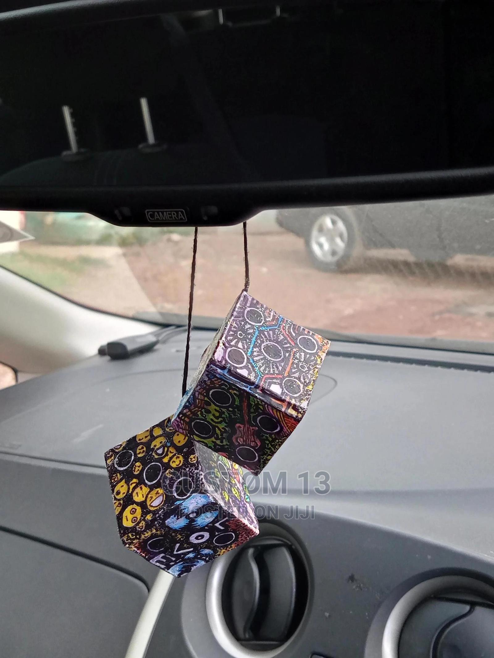 Custom Car Dice   Arts & Crafts for sale in Langata, Nairobi, Kenya