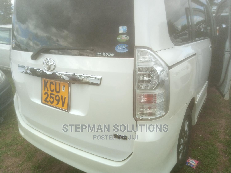 Toyota Voxy 2012 White   Cars for sale in Nairobi Central, Nairobi, Kenya