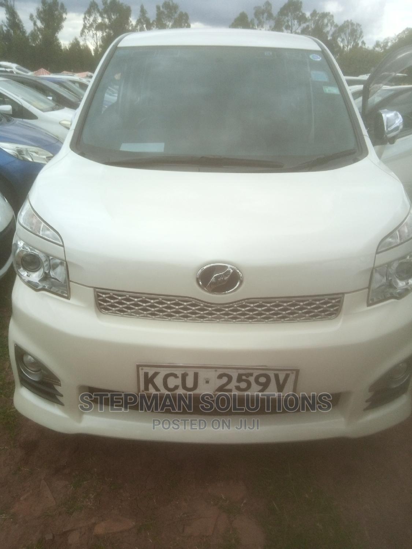 Toyota Voxy 2012 White