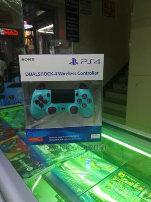 Berry Blue Ps4 Wireless Controller | Video Game Consoles for sale in Nairobi, Nairobi Central