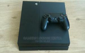 Sony Playstation 4 - 500 GB Black Console PS4 Used | Video Game Consoles for sale in Nairobi, Nairobi Central