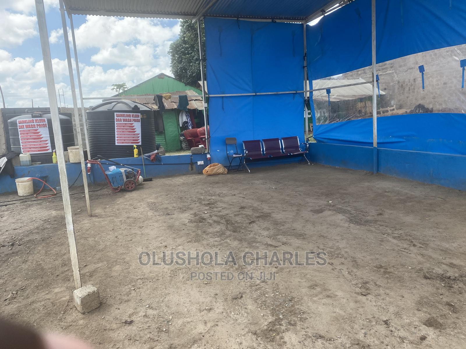 Carwash For Sale   Commercial Property For Sale for sale in Njiru, Nairobi, Kenya