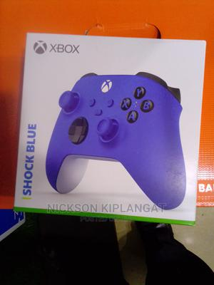 X Box Shock Blue | Video Game Consoles for sale in Nairobi, Nairobi Central