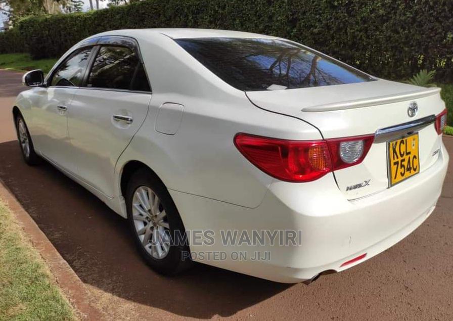 Toyota Mark X 2010 White | Cars for sale in Nairobi Central, Nairobi, Kenya