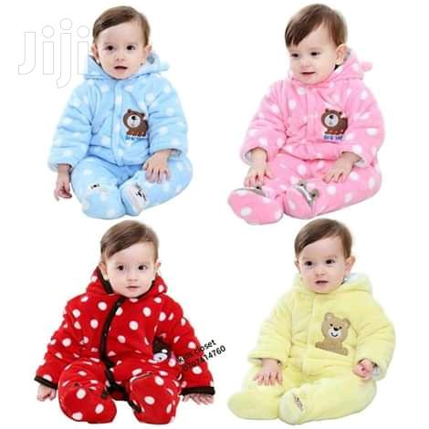 Archive: Colorful and Warm Baby Rompers