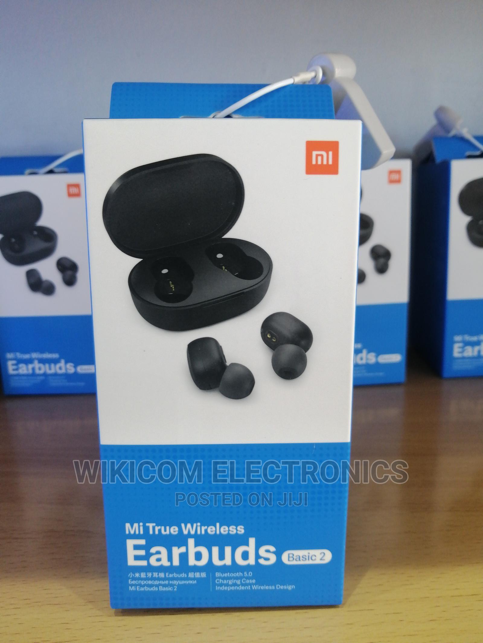 Archive: Mi True Wireless Earbuds Basic