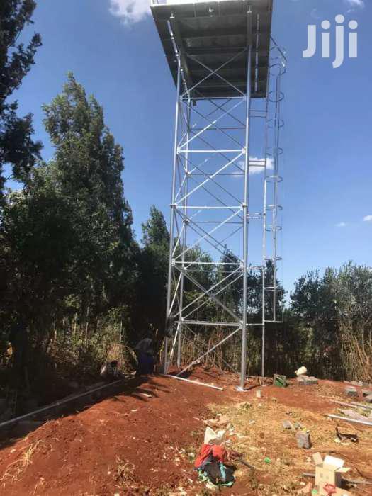 Steel Tank Tower Metal Tank Tower | Other Repair & Construction Items for sale in Embakasi, Nairobi, Kenya