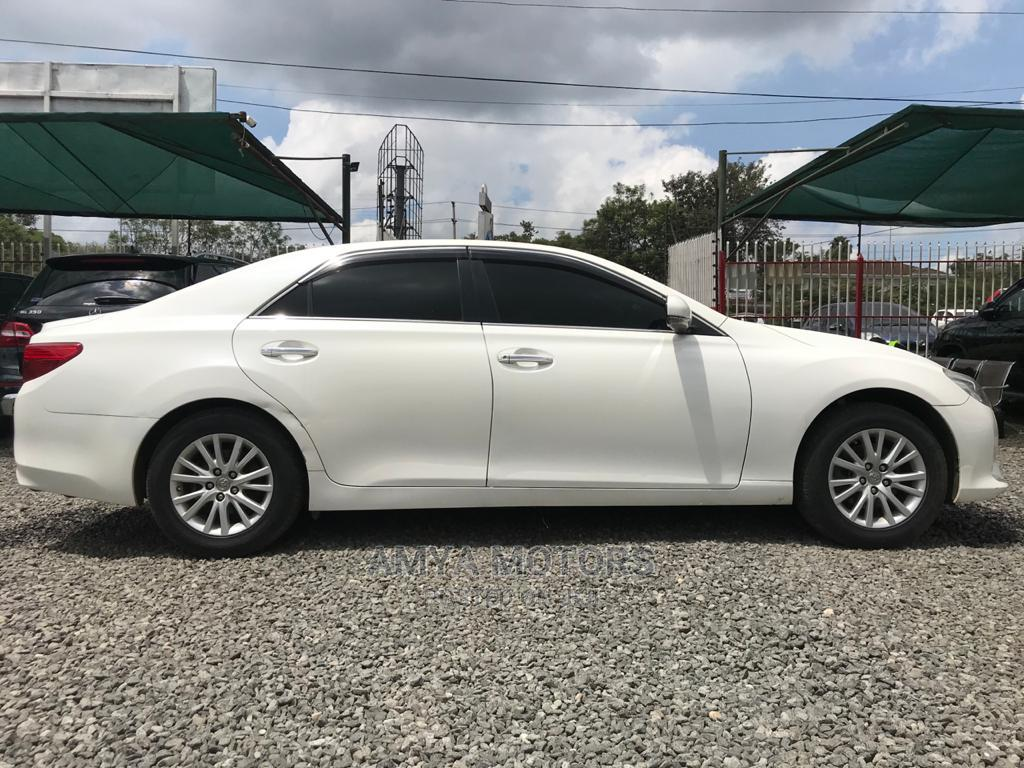 Toyota Mark X 2012 White | Cars for sale in Langata, Nairobi, Kenya