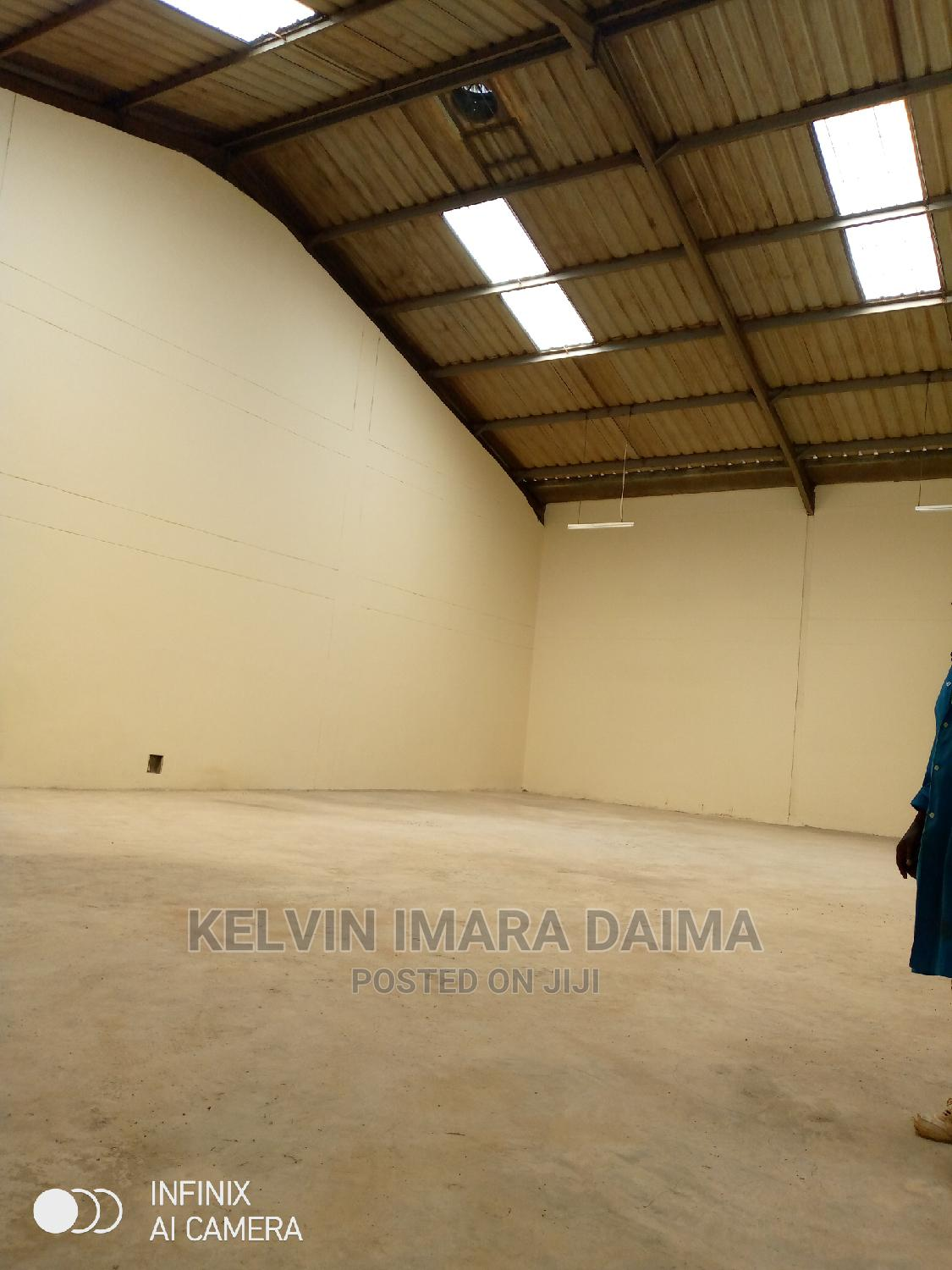 Archive: Godown for Lease