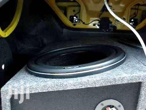 Kenwood KFC WP1000F Subwoofer 1000W Shallow Mount | Vehicle Parts & Accessories for sale in Nairobi Central, Nairobi, Kenya