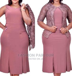 Two Piece Dress With Lacey Coat.   Clothing for sale in Nairobi, Nairobi Central