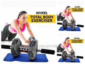 Wheel Total Body Exerciser   Sports Equipment for sale in Nairobi, Nairobi Central