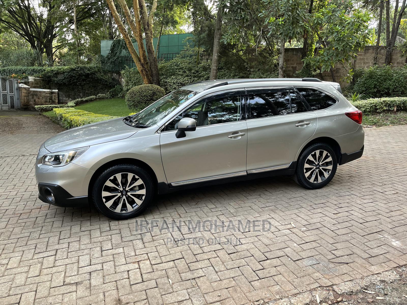 Subaru Outback 2015 Gold | Cars for sale in Kilimani, Nairobi, Kenya