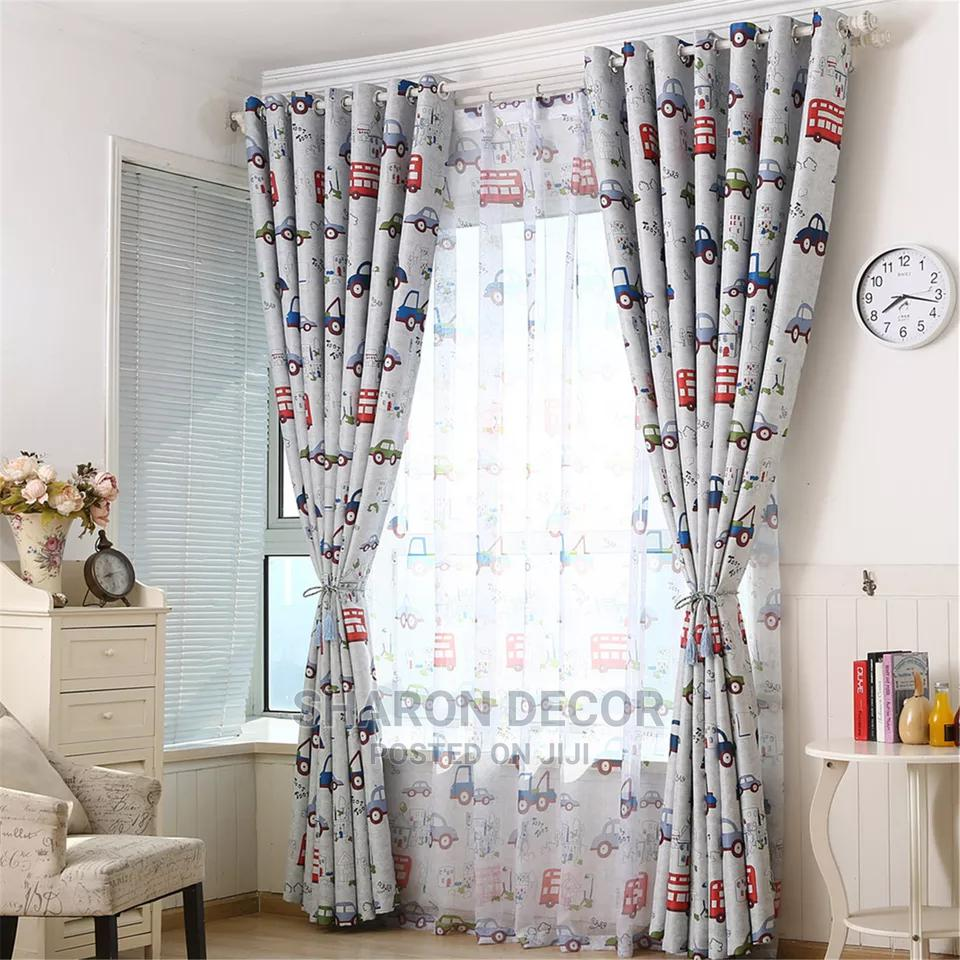 Archive: Kids Curtains