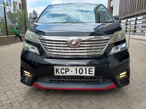 Toyota Vellfire 2010 Black | Cars for sale in Nairobi, Langata