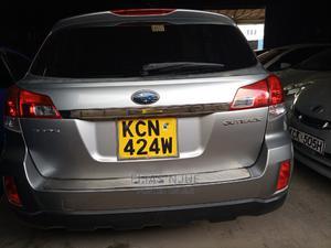 Subaru Outback 2011 Silver | Cars for sale in Mombasa, Mombasa CBD