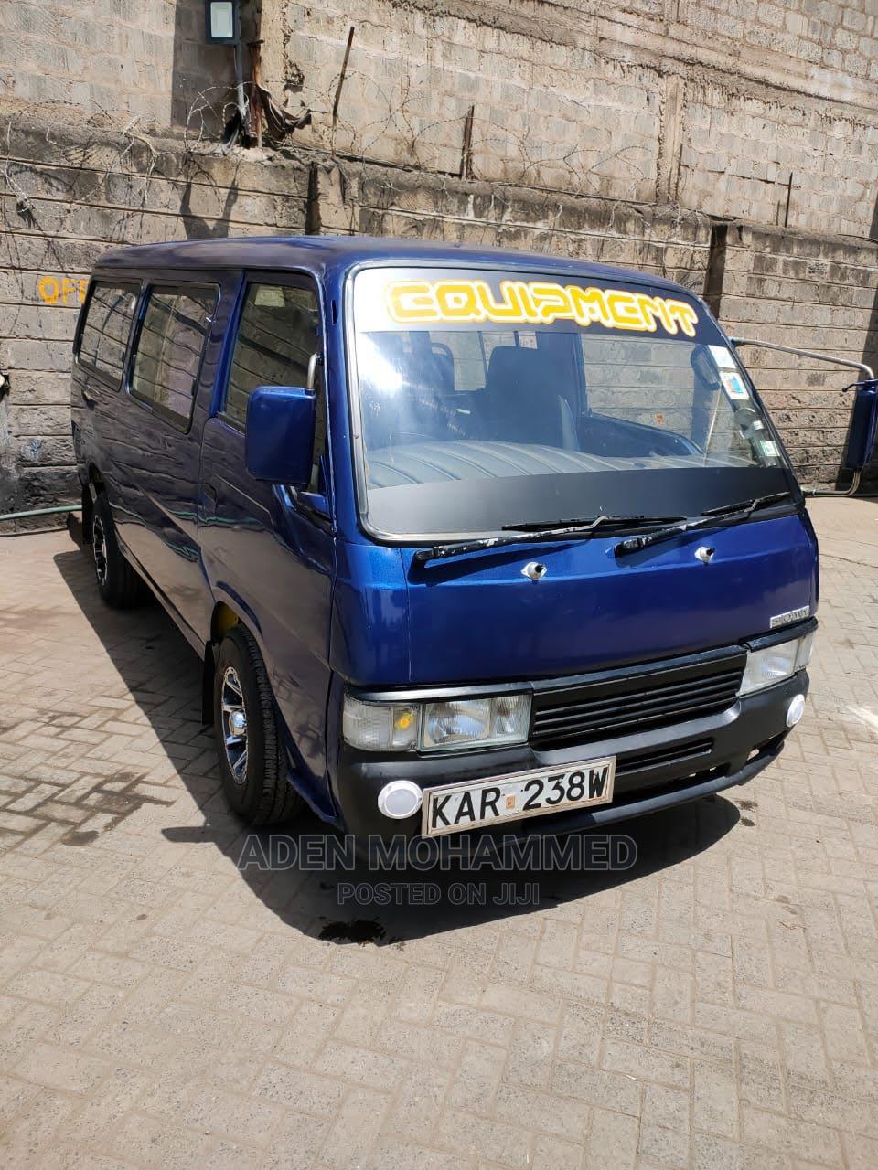 Nissan Matatu for Sale | Buses & Microbuses for sale in Eastleigh, Nairobi, Kenya