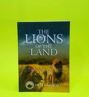 The Lions of the Land -The Lions of the Land | Books & Games for sale in Mombasa, Kisauni