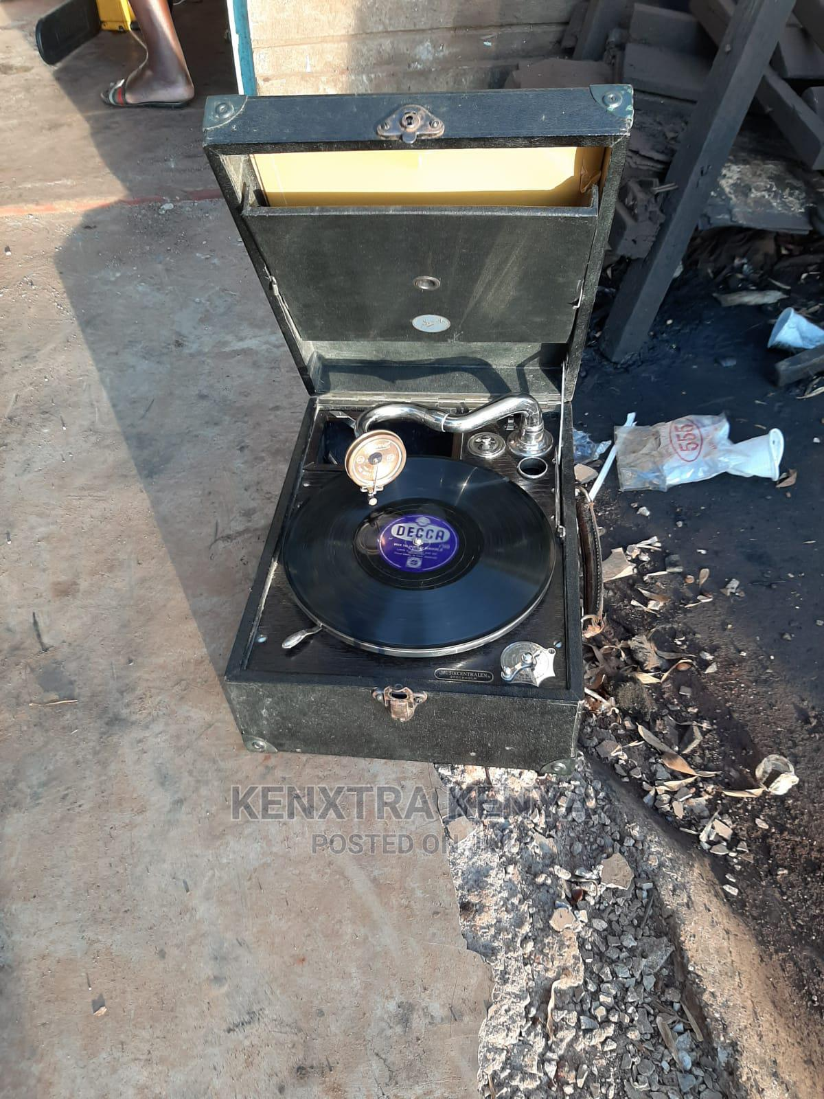 Vintage Antique Wind Up Gramaphone | Musical Instruments & Gear for sale in Thika, Kiambu, Kenya