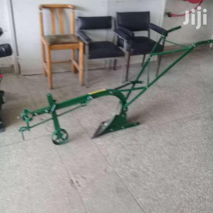 Hand / Ox Plough Single Furrow With Wheel