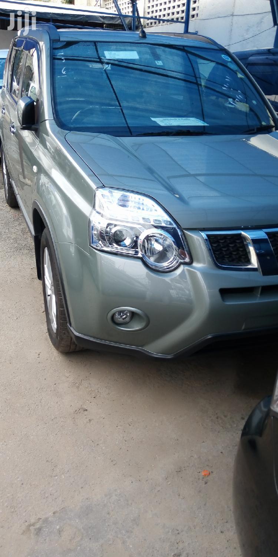Archive: Nissan X-Trail 2012 Green