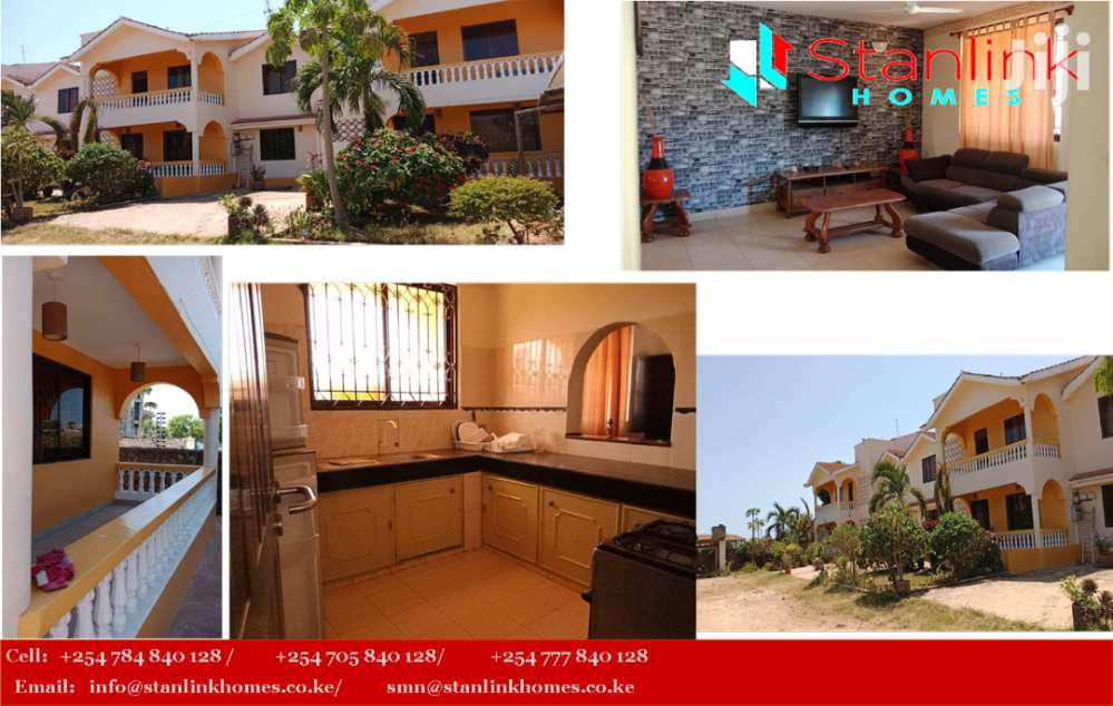 Detached 4- Bedroom Villa