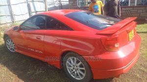 Toyota Celica 2005 GT Red   Cars for sale in Meru, Municipality