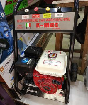 Commercial K-Max Car Wash Machine Petrol Powered | Vehicle Parts & Accessories for sale in Nairobi, Nairobi Central