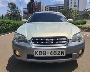 Subaru Outback 2004 Gold | Cars for sale in Nairobi, Nairobi Central