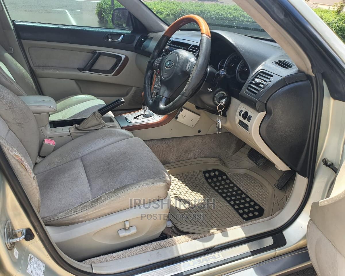 Subaru Outback 2004 Gold   Cars for sale in Nairobi Central, Nairobi, Kenya
