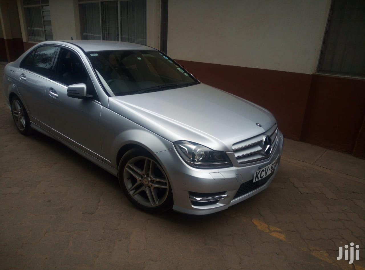 Archive: New Mercedes-Benz C200 2012 Silver