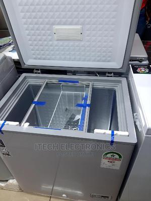 Mika Chest Freezer-150l Brand New | Kitchen Appliances for sale in Nairobi, Nairobi Central