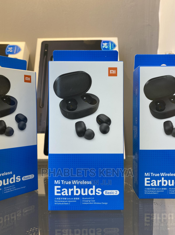 Mi True Wireless Earbuds Basic 2,Black