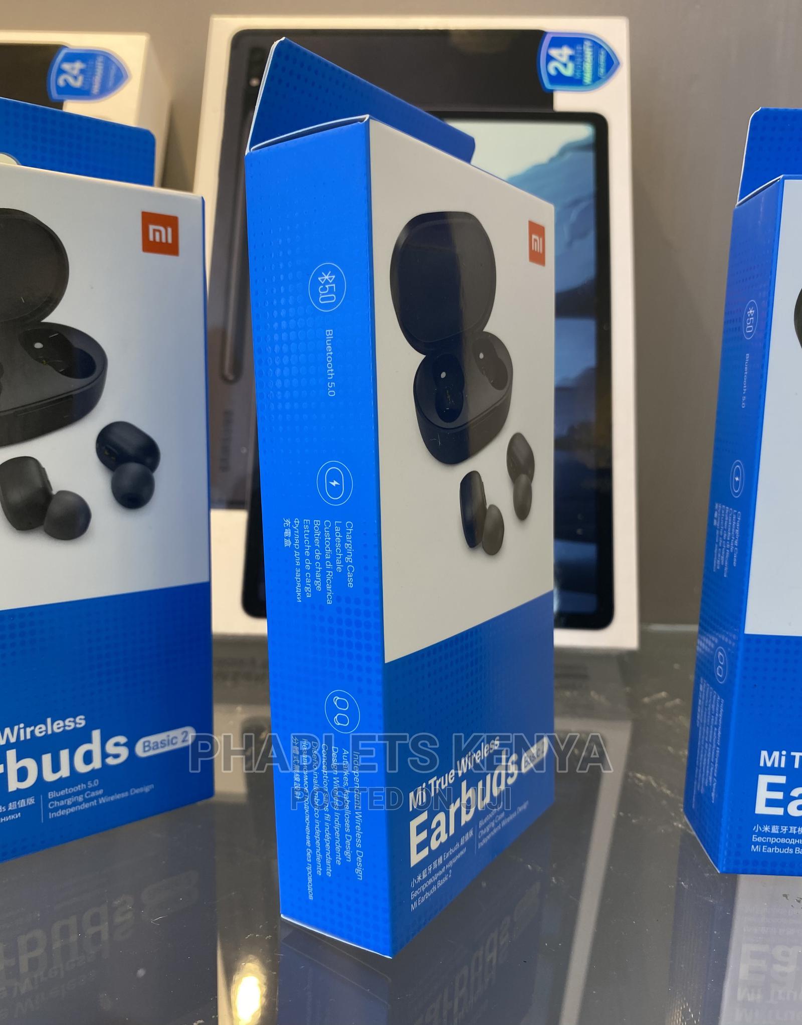 Mi True Wireless Earbuds Basic 2,Black   Headphones for sale in Nairobi Central, Nairobi, Kenya