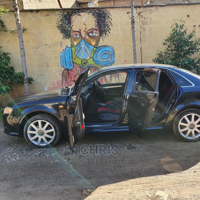 Audi A4 2008 2.0 Black | Cars for sale in Embakasi, Nairobi, Kenya