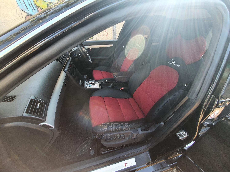 Audi A4 2008 2.0 Black   Cars for sale in Embakasi, Nairobi, Kenya
