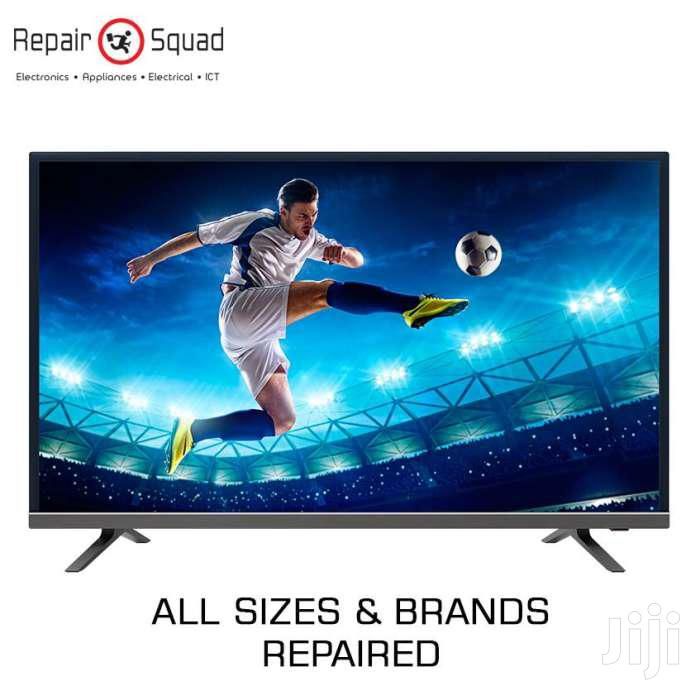 TV And Electronics Repair. All Makes And Brands!!