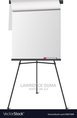 Flip Chart With Stand   Stationery for sale in Nairobi, Nairobi Central
