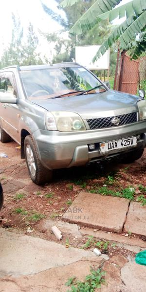 Nissan X-Trail 2001 Automatic Silver | Cars for sale in Busia, Malaba Central