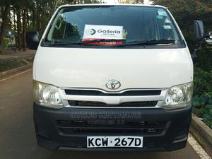 Toyota HiAce 2012 White   Buses & Microbuses for sale in Nairobi, Karen