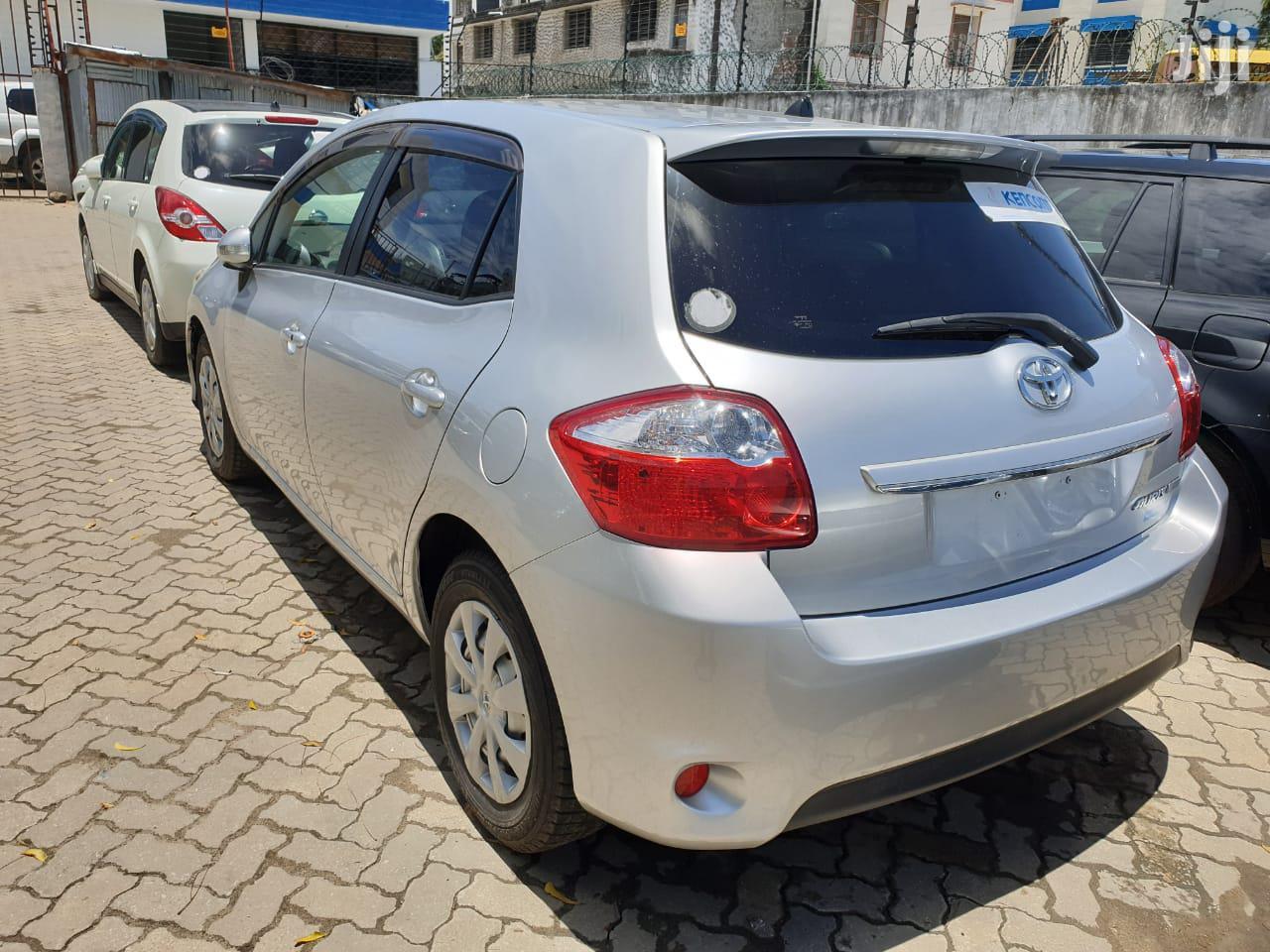 New Toyota Auris 2012 Silver | Cars for sale in Tononoka, Mombasa, Kenya