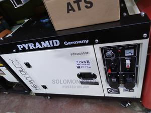 PYRAMID 7.5 Silent Generator Diesel Automatic   Electrical Equipment for sale in Nairobi, Nairobi Central