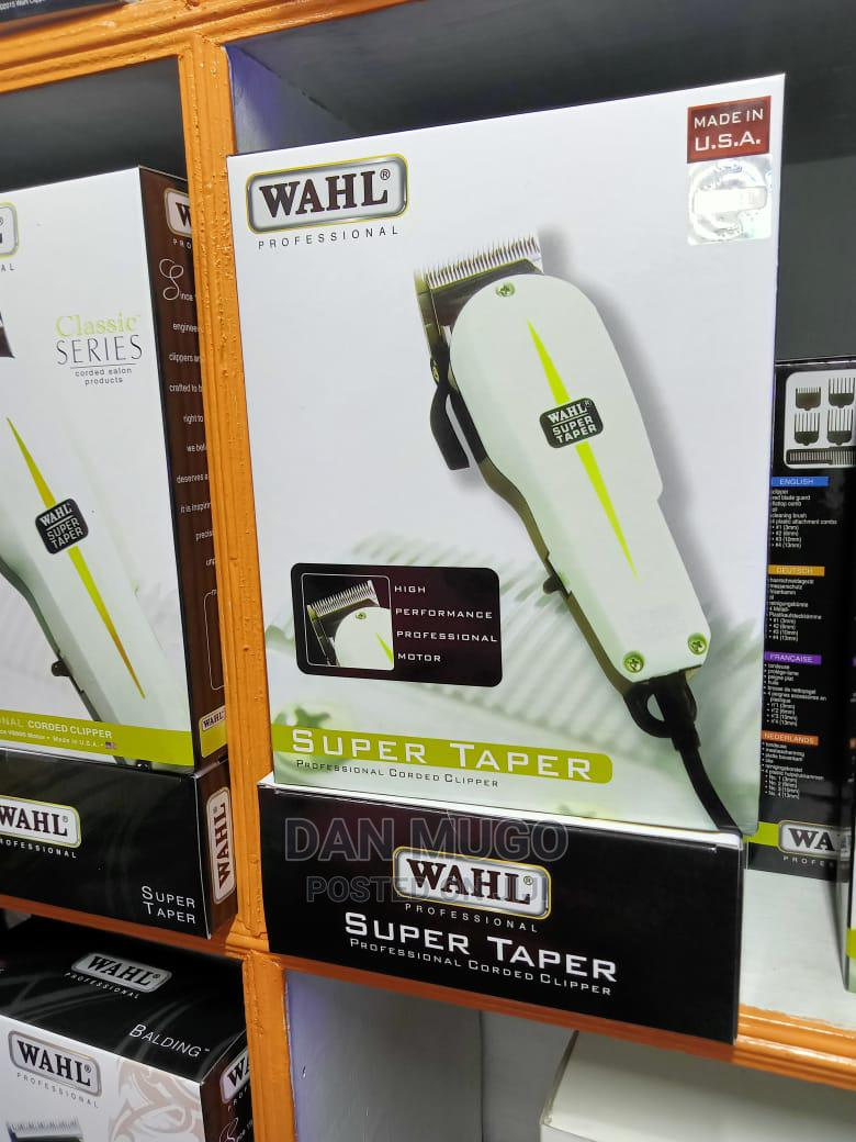 Barber Shop Professional Products